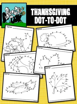 dot to dot connect the dots 1 30 thanksgiving holiday by a