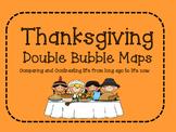 Thanksgiving Double Bubble Maps