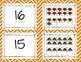 Thanksgiving Double Ten Frames Match (#'s 0-20)