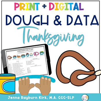 Thanksgiving Dough & Data Mats