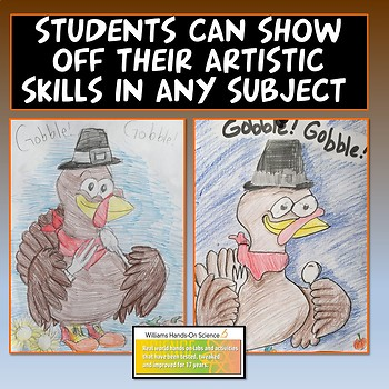 Thanksgiving Drawing Review: All Subjects