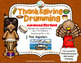 Thanksgiving Drumming Bundle Simple and Advanced Packs