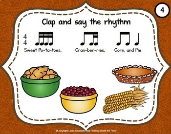 Thanksgiving Bucket Drumming Advanced Rhythms