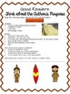 Thanksgiving ELA Activities (Upper Primary)