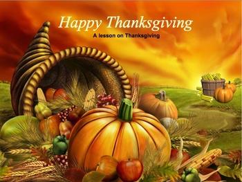 Thanksgiving ELA, Math, and Social Studies Bundle