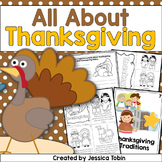 Thanksgiving Activities- All About Thanksgiving