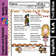 Thanksgiving ELA and Literacy Centers from K-3rd Grade
