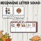 Thanksgiving Preschool Literacy Learning Activities