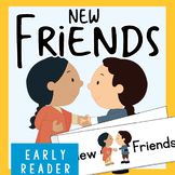 Thanksgiving Early Reader: New Friends