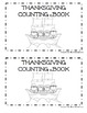 Thanksgiving Emergent Reader Book Pack (includes 3 emergen