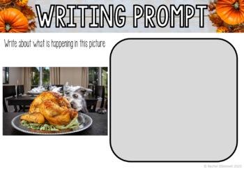 Thanksgiving Emergent Reader Freebie
