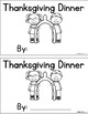 Thanksgiving Emergent Reader Freebie