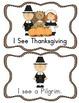 Thanksgiving Emergent Readers & Literacy Bundle