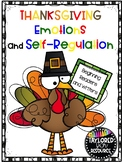 Thanksgiving Emotions and Self-Regulation Activities