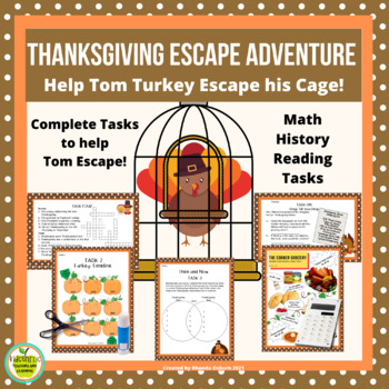 Thanksgiving Escape Adventure