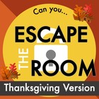 Thanksgiving Escape Room