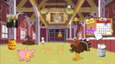 Thanksgiving Escape Room - Help Tom Turkey Escape the Barn