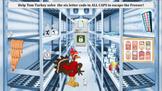 Thanksgiving Escape Room - Help Tom Turkey Escape the Free