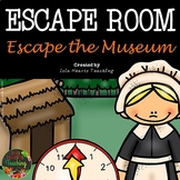 Thanksgiving Escape Room (Thanksgiving Themed Breakout Adventure)