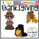Thanksgiving Essentials Clip Art