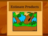 Thanksgiving Estimate Products Powerpoint