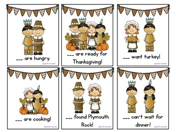 Thanksgiving Expressive Language