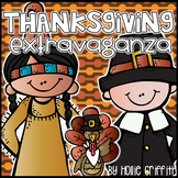 Thanksgiving Extravaganza: Native Americans, Pilgrims, & Turkey FUN