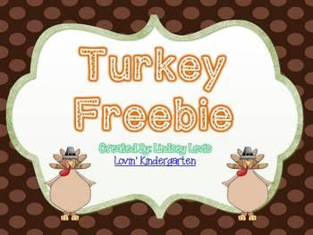 Thanksgiving *FREEBIE*