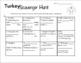 Thanksgiving Activity- Scavenger Hunt