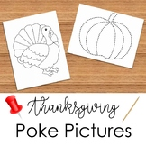 Thanksgiving  Fall Poke Picture