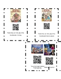 Thanksgiving/Fall QR Code Read Alouds