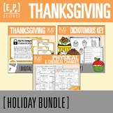 Thanksgiving/ Fall Science Bundle