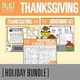 Thanksgiving/ Fall Science Bundle