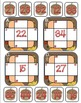 {Thanksgiving Fall Themed} Number Sense Math Centers