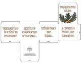 Thanksgiving Favor/Treat Box