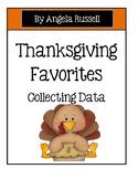 Thanksgiving Favorites - Collecting Data