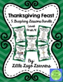 Thanksgiving Feast 5 Graph Lessons