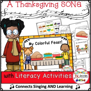 Thanksgiving Song - My Colorful Feast