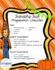 Thanksgiving Feast Checklist