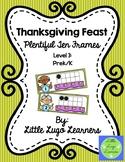 Thanksgiving Feast (Level 3) Plentiful Ten Frames