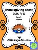 Thanksgiving Feast (Level 1) Order 0-5