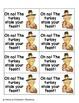 Thanksgiving Feast Phonics: Beginning Digraphs Pack