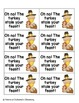 Thanksgiving Feast Phonics: S-Blends Pack