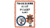 Thanksgiving Feast Project- Slides