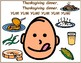 Thanksgiving Feast - Song-To-Book Set [speech therapy and autism]