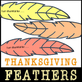 Thanksgiving Feathers