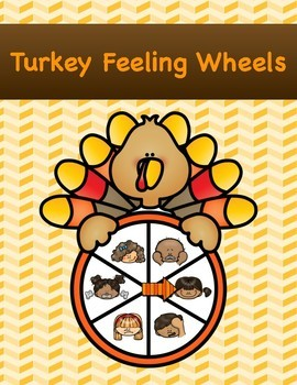 Thanksgiving Feeling Wheel