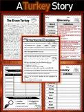 Thanksgiving Fictional Turkey Story