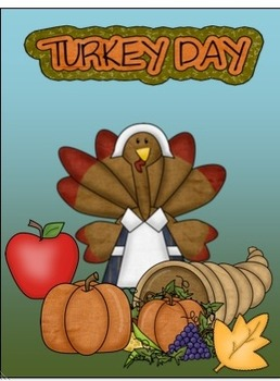 Thanksgiving File Folder Games