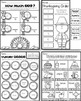 Thanksgiving First Grade Math and Literacy Printables